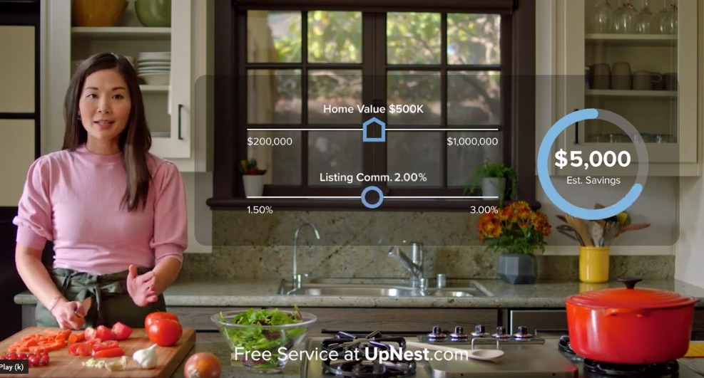 UpNest Compare Top Realtor Commissions and Services