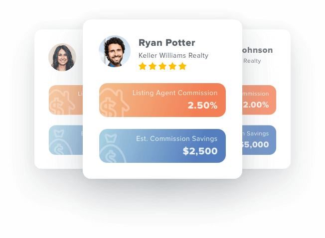 Compare Real Estate Agents | Agents Compete For You!