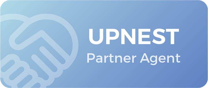 UpNest Partner Agent Badge
